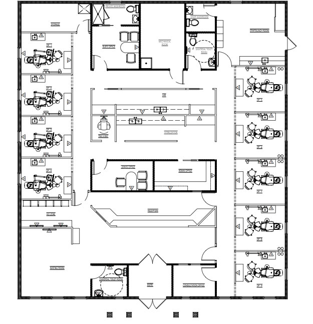 Office Blueprints 1 ...